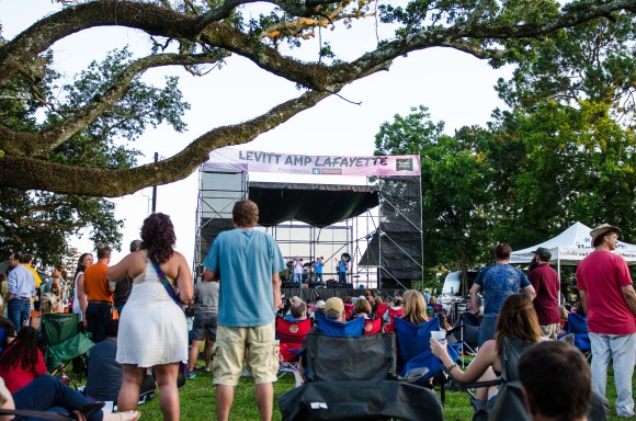 Levitt AMP Music Series